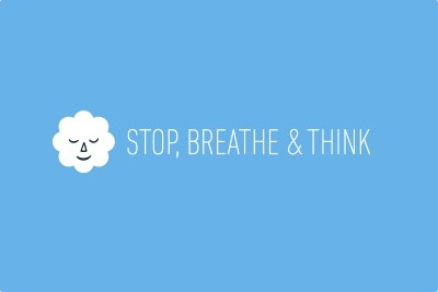 Stop Breathe Think