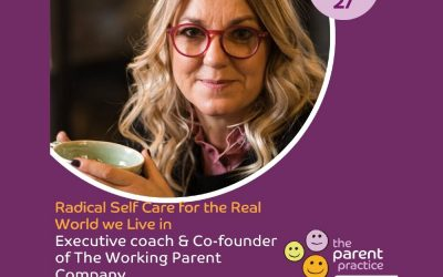 Sharon Charlton Thomson Featured on The Parent Practice Podcast