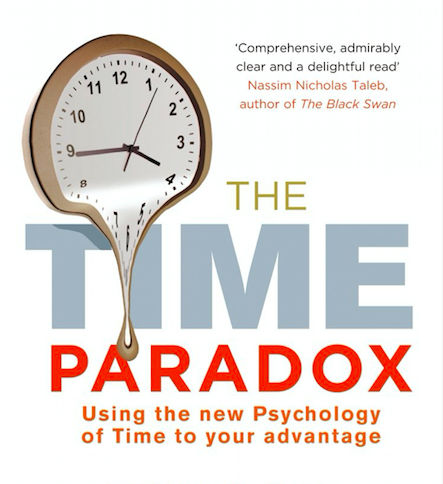 The Time Paradox by John Boyd and Philip Zimbardo